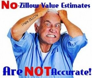 Zillow Zestimates